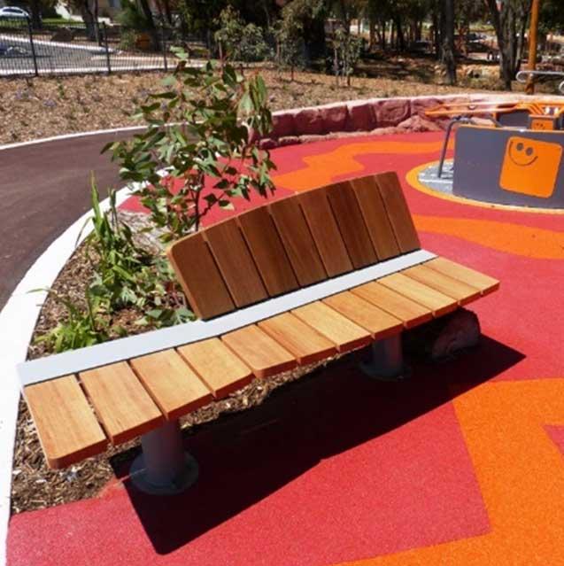 Kwinana Adventure Park Furniture