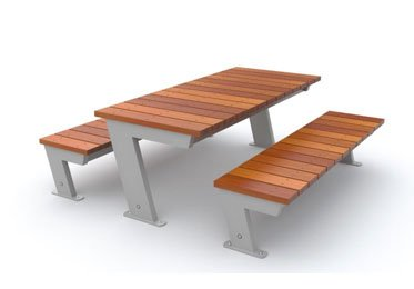 PARK TABLES + BENCHES